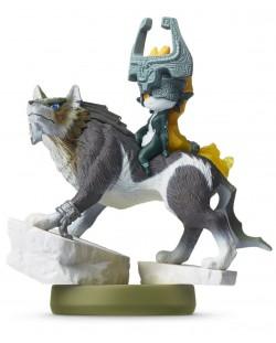 Figurina Nintendo amiibo - Wolf Link [The Legend of Zelda]